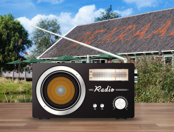 Radio commercials de Kraai