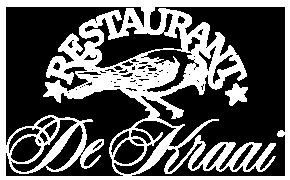 Logo Restaurant De Kraai